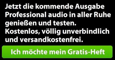 Professional audio gratis testen