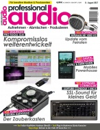 Professional audio 08/2017