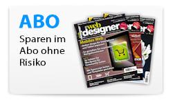 Der Webdesigner als Abo