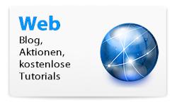 Der Webdesigner im Web