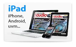 Professional audio auf dem iPad