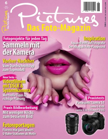 Pictures Magazin 06/2019