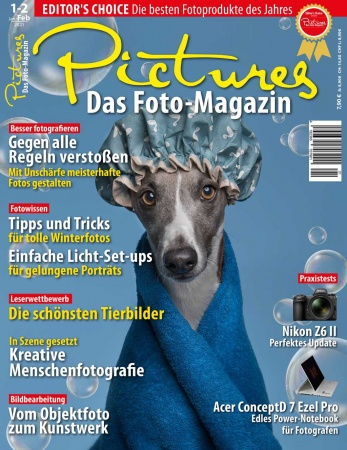 Pictures Magazin 01-02/2021