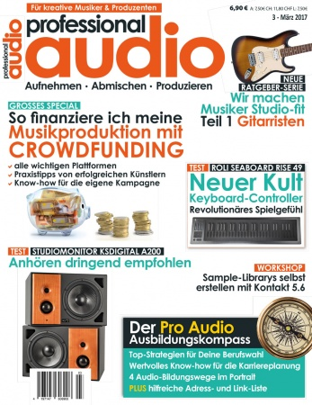 Professional audio 03/2017