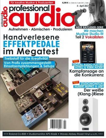 Professional audio 04/2017