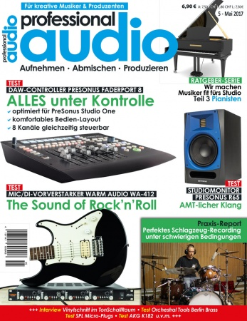 Professional audio 05/2017