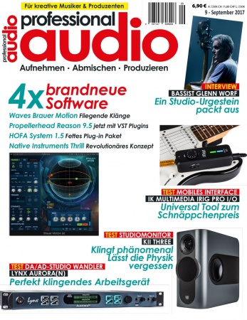 Professional audio 09/2017