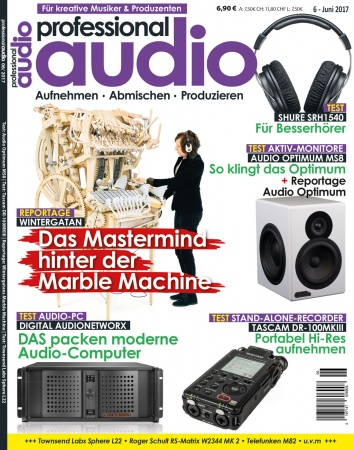 Professional audio 06/2017