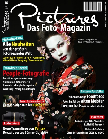 Pictures Magazin 10/2018