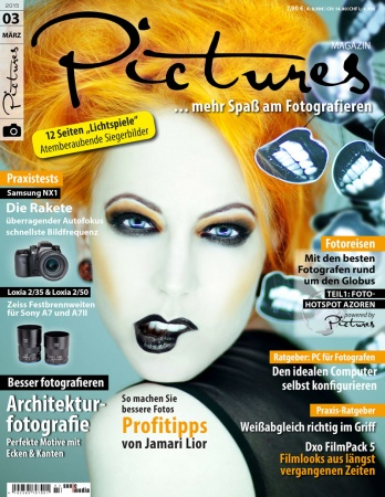 Pictures Magazin 03/2015