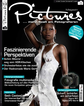 Pictures Magazin 01/2013