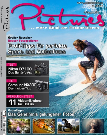 Pictures Magazin 07/2013
