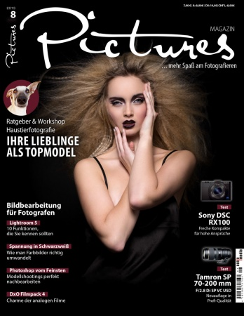 Pictures Magazin 08/2013