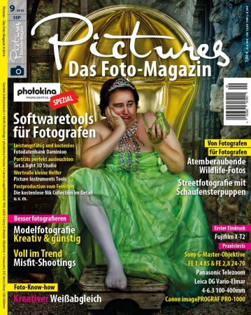 Pictures Magazin 09/2016