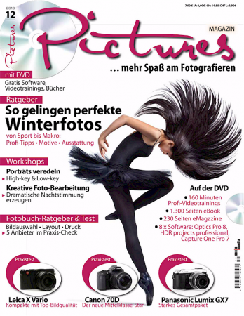 Pictures Magazin 12/2013