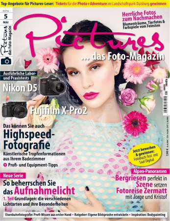Pictures Magazin 05/2016