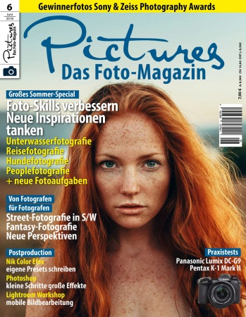 Pictures Magazin 06/2018