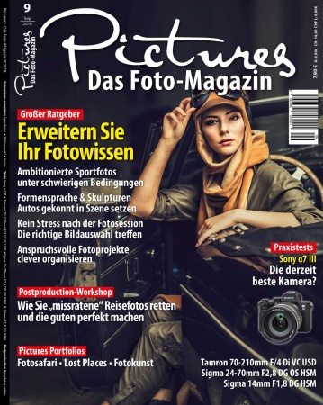 Pictures Magazin 09/2018