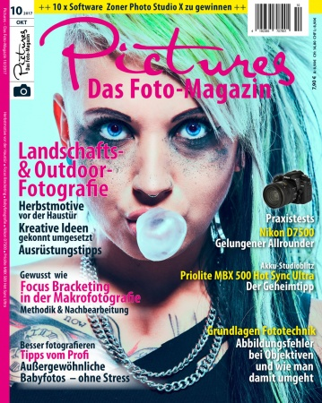 Pictures Magazin 10/2017