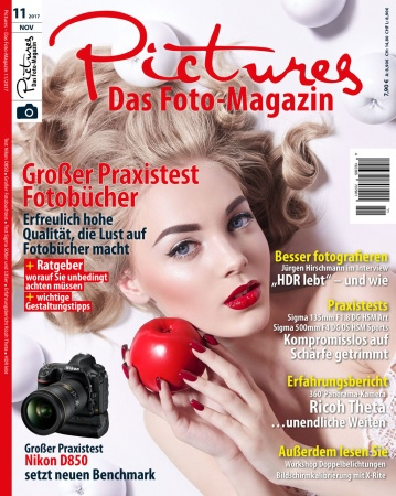 Pictures Magazin 11/2017