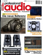 Professional audio 05/2019