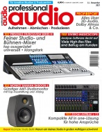 Professional audio 11/2017